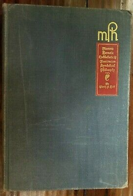 MASONIC The Secret Teachings of All Ages by Manly Palmer Hall 1945 Hardback