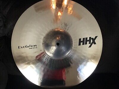 Sabian HHX Evolution 16 Inch Crash Cymbal - OPEN BOX - DAY ONE CONDITION!