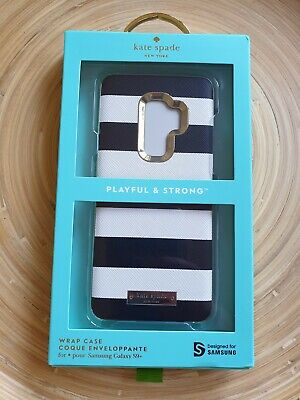 Samsung Galaxy SM-G965 S9 PLUS Kate Spade Stripe Case