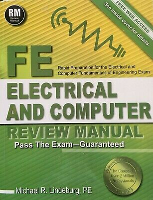 FE ELECTRICAL AND Computer Review Manual by Michael
