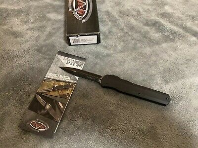 Microtech Cypher D/E Tactical Standard