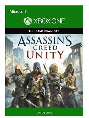 Assassin's Creed: Unity for Xbox One (DIGITAL DOWNLOAD)
