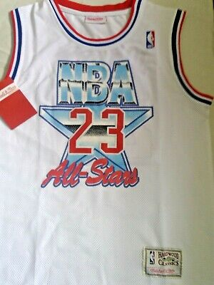 09ee0dbd6993 MICHAEL JORDAN SIGNED All Star Jersey Mitchell   Ness with COA ...