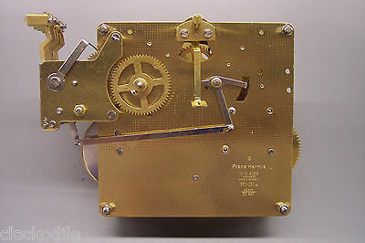 REBUILT HERMLE 351-030 45cm CLOCK MOVEMENT -Read Why Others Arent Really Rebuilt