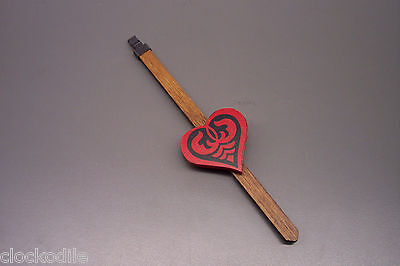 NEW HEART SHAPE CUCKOO CLOCK PENDULUM -- cookoo service repair parts