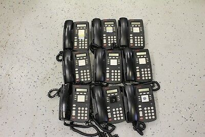 Avaya  lot of 9  4406D+ phones quick sell 108199027