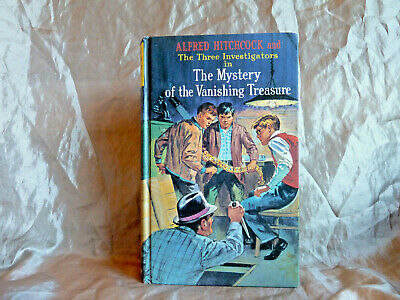 Arthur - The Mystery Of The Vanishing Treasure - 3 Investigators - Uk 1968 1St