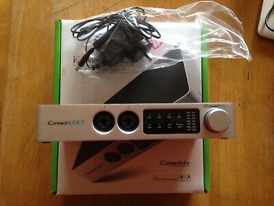 iConnectivity iConnectAUDIO2+ 2-In/6-Out Audio/MIDI Interface