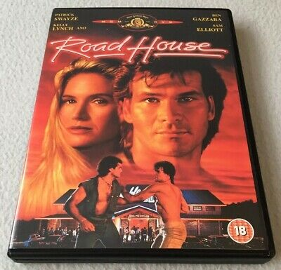 Road House DVD (Patrick Swayze) **FREE POSTAGE**