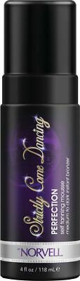 Strictly come dancing Norvell perfection self tanning mousse 118ml