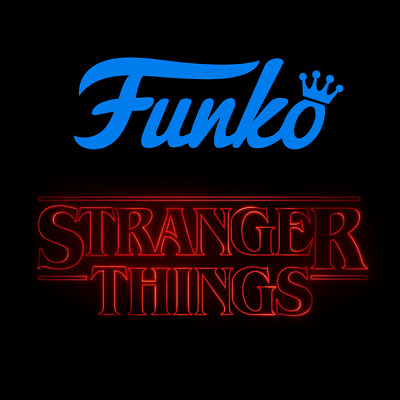 Funko POP Television: Stranger Things - Multiple Selections to Choose