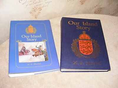 Our Island Story: A History of Britain for Boys and Girls  by H.E Marshall. 2005