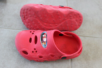 Chaussures type Crocs - pointure 28-29 - Cars - Flash Mac Queen