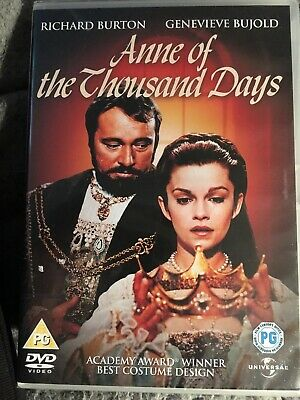 Anne Of The Thousand Days (DVD, 2006)