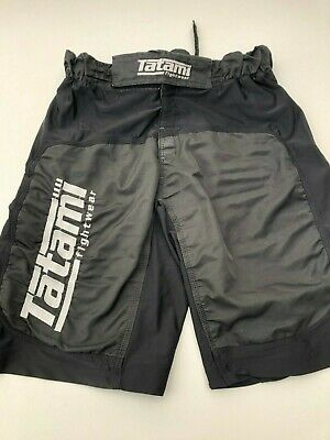 Tatami Multi Flex Shorts Small BJJ MMA No Gi Grappling IBJJF legal