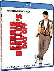 Ferris Bueller's Day Off (Blu-ray Disc, 2009, Bueller... Bueller... Edition)