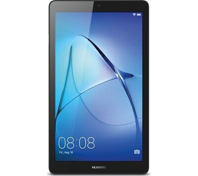 Huawei Mediapad T3 7 16GB, Wi-Fi, 7in - Space Grey