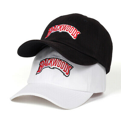 Backwoods Baseball Cap Letter Lovely Snapback Embroidery 100% Cotton Dad Hat