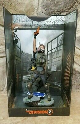 """The Division 2 Collector's Edition 12"""" Heather Ward Statue by UbiCollectibles"""