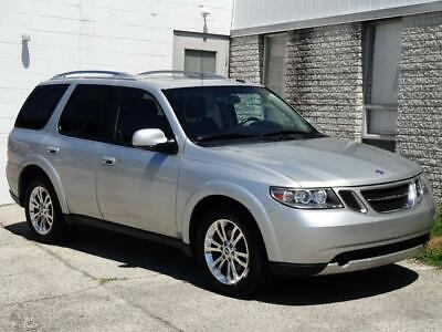 2009 Saab 9-7x 4.2i AWD 4WD 2ND-OWNER! CLEAN CARFAX! LOADED! NAVI SUNROOF LEATHER HEATED/MEMO SEATS ONSTAR KEYLESS ENTRY HOME LINK RUNS GREAT