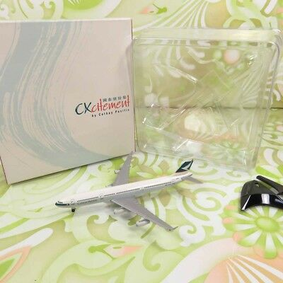 HERPA -1:500 - CATHAY PACIFIC Airbus A340-300 -OVP- #K11243