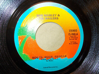 Bob Marley 45 Island 060 E+ Condition Roots Rock Reggae/Cry To Me