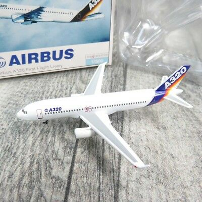 """HERPA 502139 -1:500 - Airbus A320 """"Frist Flight Livery"""" -OVP-#K13506"""