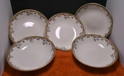 Royal Doulton LYNNEWOOD Cereal Bowls - Set of Five (5)