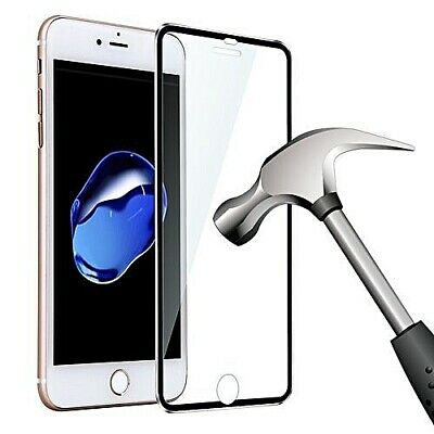 For iPhone 7 Plus 3D Curved Edge Tempered Glass Film Full Screen Protector
