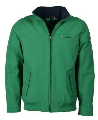 44ad6869 Men's Tommy Hilfiger Yacht Yachting Jacket Windbreaker Waterstop Green S  Small
