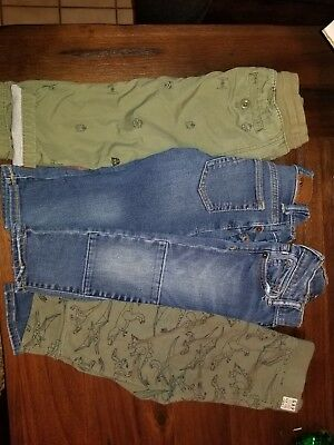 Baby Gap boys lot of 4 pairs of jeans size 2T EUC Jean's VGUC for cotton panta