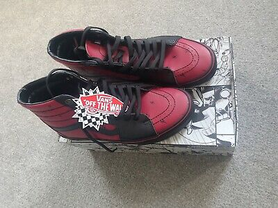 deadpool vans uk