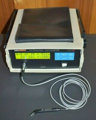 DGH Ultrasonic Pachymeter Pachette 2 with Probe DGH-550