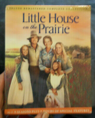 Little House on the Prairie Complete Television Series DVD 48-Disc Set NEW Seale