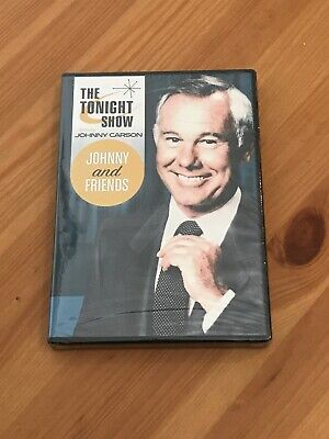 The Tonight Show Starring Johnny Carson Johnny and Friends Brand New 6 DVD Set
