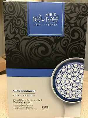 Revive Light Therapy Acne Treatment Model RVACSYS NEW