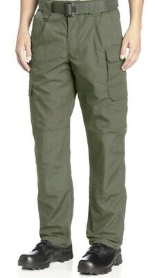 9ff4f82e Propper Tactical Rip Stop Olive Green Cargo Pants With Belt Mens 44X34