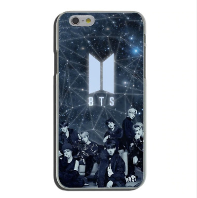 BTS Bangtan Boys Face Yourself Love rigid case cover for phones iPhone Huawei