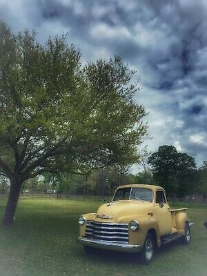 1950 Chevrolet Other Pickups 3100 1950 chevy truck