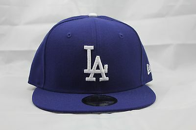 brand new a548c cfe74 New Era 9Fifty Snapback Hat Cap. Mlb. Los Angeles Dodgers. Royal Blue