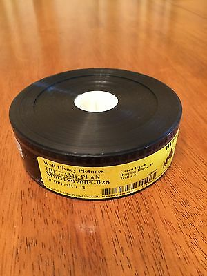 The Game Plan (2007) 35mm Movie Trailer Scope New!!