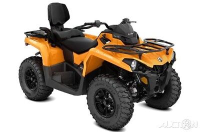 2019 Can-Am Outlander Max  Dps 570 Dps 570 New