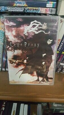 Ergo Proxy~Complete anime collection~4 dvd lot~cyberpunk~post-apocalyptic