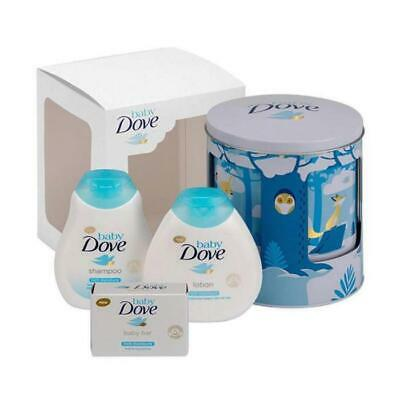 Dove Baby Body Lotion 200ml Set 3 Pieces 2019