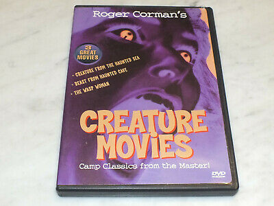 Roger Corman's Creature Movies Camp Classics from the Master 3 Great Movies
