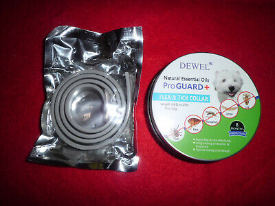 ProGUARD Best Selling, 8 Month, Flea and Tick Dog Collar in Sealed Foil Pak.