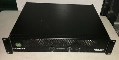 Crown Xls-202 Power Amplifier In Great Condition.