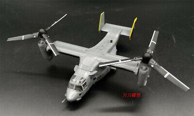 1:144 United States V22 Osprey Osprey Rotary Wing Helicopter Fighter Model