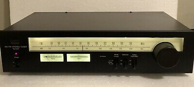 Vintage Sansui TU-317 AM/FM High Fidelity Stereo Solid State Tuner - Nice!