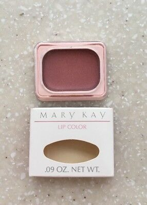 Mary Kay Lip Color GARNET FROST 1206 Glamour Compact Refill New Old Stock